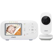 Vtech VM2251 Digital Baby Monitor 2.4in Colour Screen with Room Temp & Lullabies