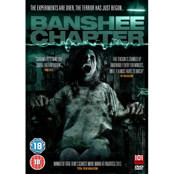The Banshee Chapter DVD