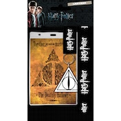 Harry Potter Deathly Hallows Lanyard
