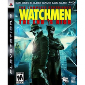 Watchmen The End is Nigh The Complete Experience Includes Blu-Ray & Game PS3