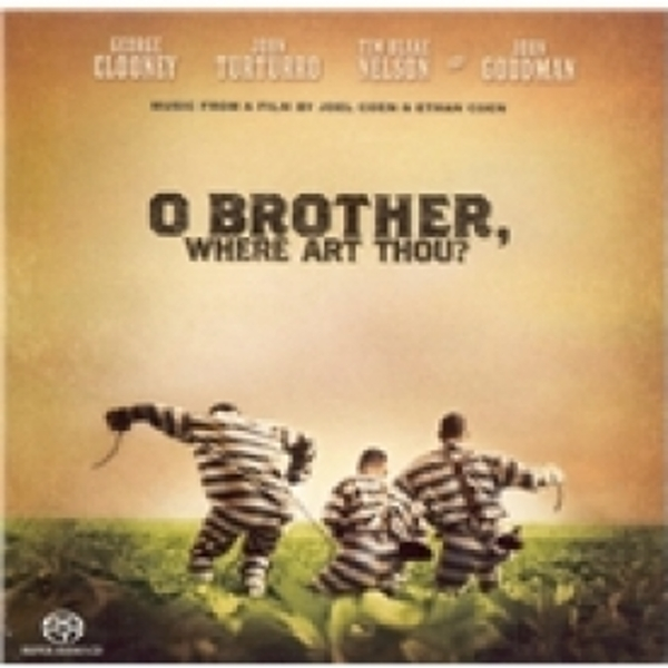 O Brother Where Art Thou CD