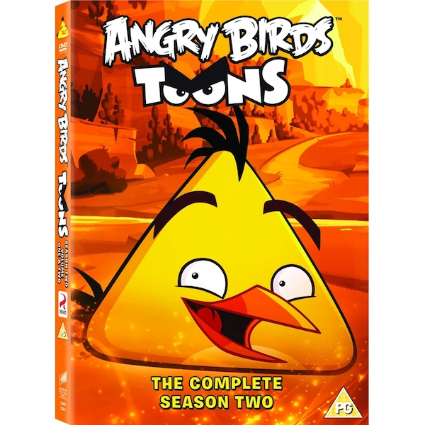 Angry Birds Toons: The Complete Season 2 DVD