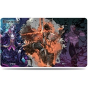 Ultra Pro Force Of Will Shadow Seven Kings Playmat