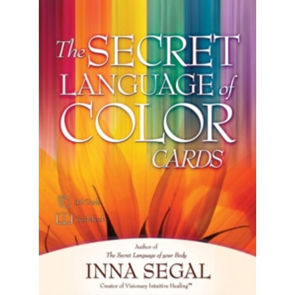 The Secret Language of Color Cards by Inna Segal (Paperback, 2011)