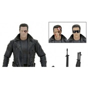 Ex-Display Ultimate Police Station Assault (Terminator) NECA 7 Inch Figure Used - Like New