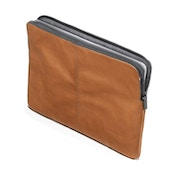 Decoded DA3SS13BN notebook case 33 cm (13 inch) Sleeve case Brown