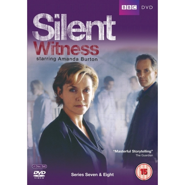 Silent Witness - Series 7-8 DVD