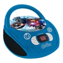 Lexibook RCD108AV Avengers Boombox Radio CD Player UK Plug