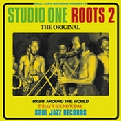 Soul Jazz Records Presents - Studio One Roots 2 Vinyl