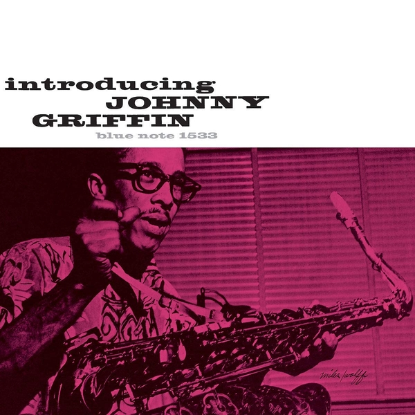 Johnny Griffin - Introducing Vinyl