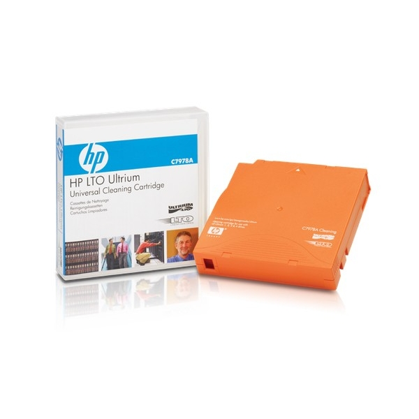 Hewlett Packard Enterprise C7978A Cleaning cartridge cleaning media
