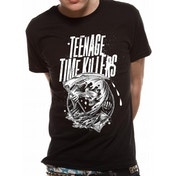 Teenage Time Killers - The Reaper Men's XX-Large T-Shirt - Black