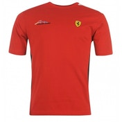 Ferrari Alonso Team T-Shirt Medium
