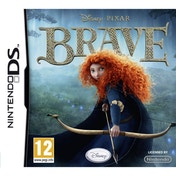Disney Pixars Brave The Video Game DS