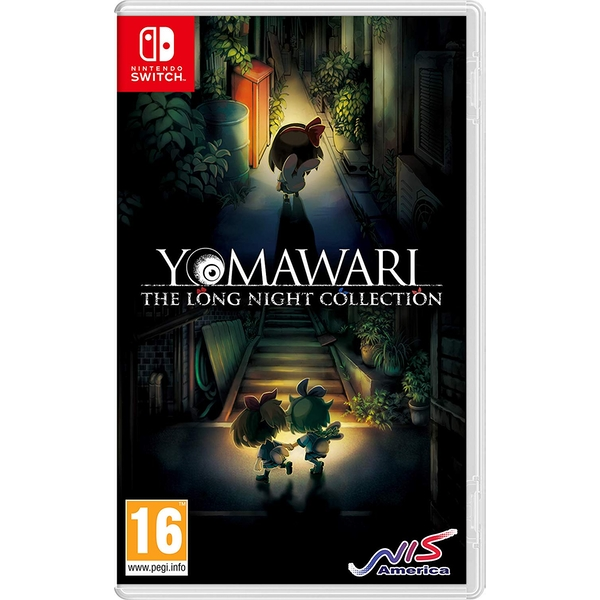 Yomawari The Long Night Collection Nintendo Switch Game