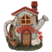 Small Fairy Welcome Watering Can with LED