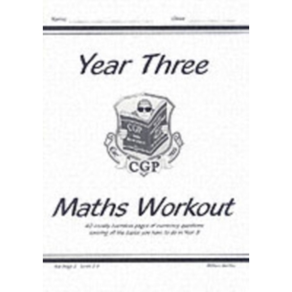 KS2 Maths Workout - Year 3 by William Hartley (Paperback, 2001)