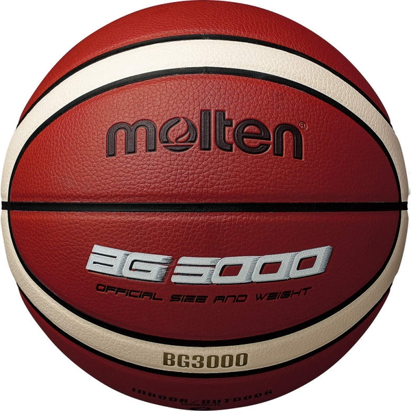 Molten 3000 Synthetic Basketball - Size 7