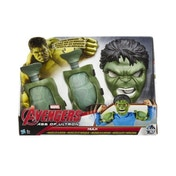 Avengers Hulk Muscles and Mask
