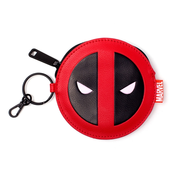 Marvel Comics - Deadpool Face Coin Purse
