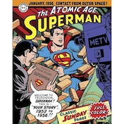 Superman Atomic Age: Sundays: Volume 2: 1953-1956 Hardcover