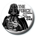 Star Wars - The Force is Strong Badge - Image 2