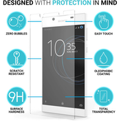 Sony Xperia L1 Tempered Glass Screen Protector -Single Pack