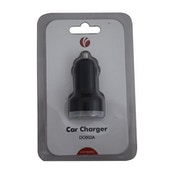 VCOM 2100mAh Dual USB In-Car Charger