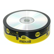 Maxell CDR 25 Pack Shrink Wrap