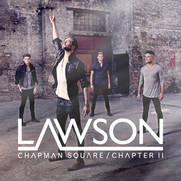 Chapman Square Chapter II CD