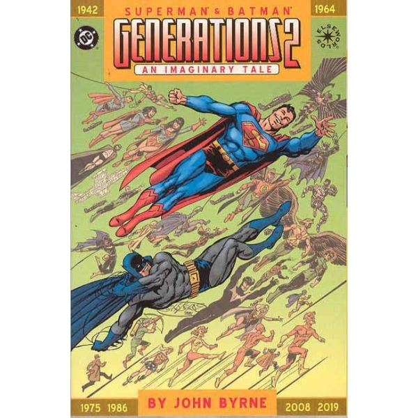 Superman & Batman Generations Ii TP
