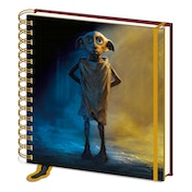 Harry Potter - Dobby Square Notebook