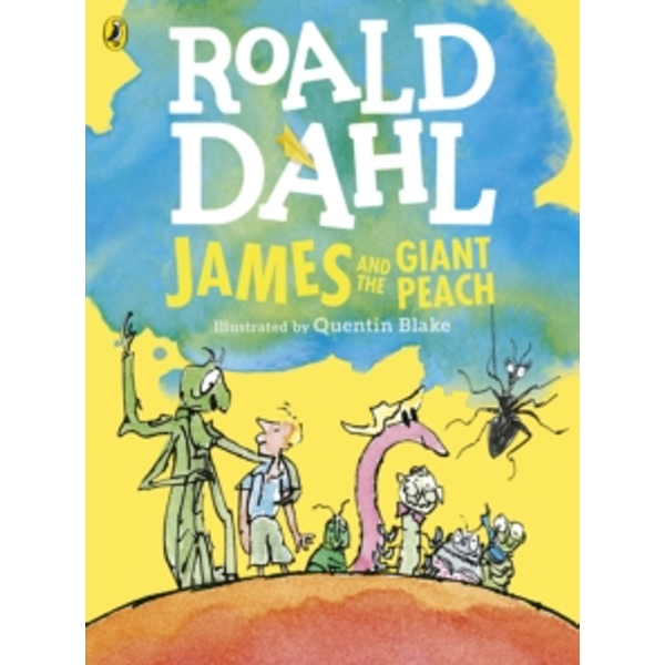 James and the Giant Peach (Colour Edition) by Roald Dahl (Paperback, 2016)