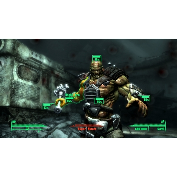 Fallout 3 Game PS3 - Image 2