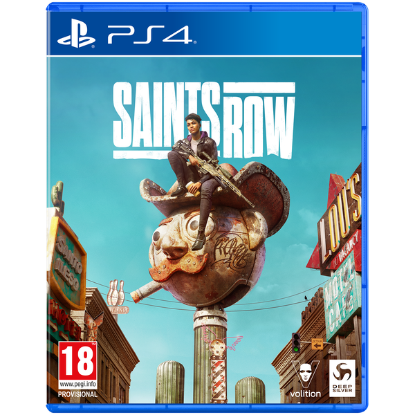 Saints Row Day One Edition PS4 Game