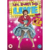 Mrs Brown's Boys Live Tour For the Love of Mrs Brown DVD