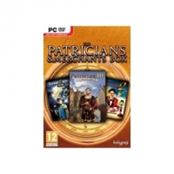 The Patricians and Merchants Box Game PC
