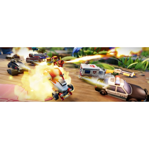 Micro Machines World Series PC Game - Image 4