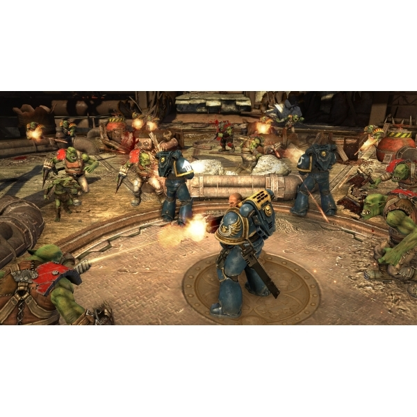 Warhammer 40000 Space Marine Game PS3 - Image 6