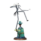 Jack Skellington Oogie Boogie's Lair (Nightmare Before Christmas) PVC Figure