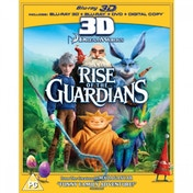 Ex-Display Rise of the Guardians Blu-ray 3D + Blu-ray Used - Like New