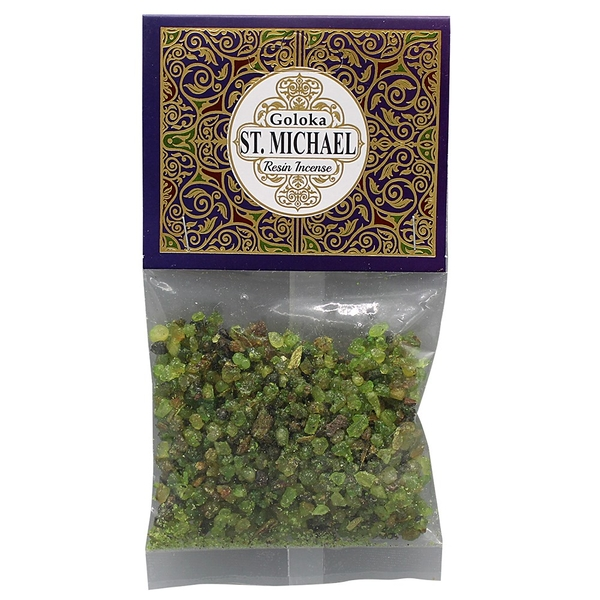 St. Michael Goloka Resin Incense