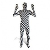 Premium Morphsuit Check X-Large