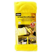 Rolson 10pc Micro Fibre Cloth