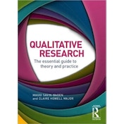 Qualitative Research: The Essential Guide to Theory and Practice by Claire Howell Major, Maggi Savin-Baden (Paperback, 2012)