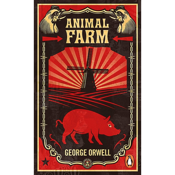 Animal Farm: A Fairy Story (Penguin Essentials) Paperback - 3 July 2008