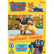 Timmy Time Snapshot Timmy DVD