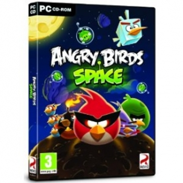 Angry Birds Space Game PC
