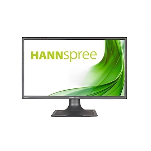 Hanns G HS247HPV 23.6inch DVI / HDMI / VGA Speakers Black Monitor UK Plug