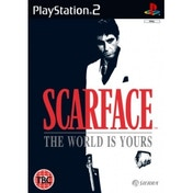 Scarface The World Is Yours Game PS2